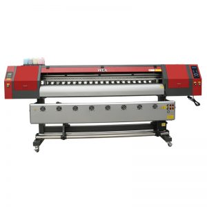 बैनर WER-EW1902 को लागि 1800mm 5113 डबल सिर डिजिटल कपडा प्रिंटिंग मिसिन इंजेक्केट प्रिंटर