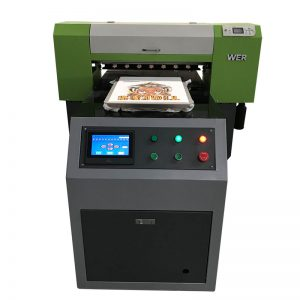 2018 new product 8 colors inkjet a1 6090 uv flatbed printer