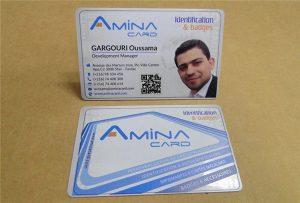 डेस्कटप यूभी प्रिन्टरबाट व्यापार नाम कार्ड प्राइनिंग नमूना-ए 2 आकार WER-D4880UV