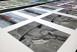 1.8 मि (6 फिट) द्वारा मुद्रित फोटो पेपर पर्यावरण विलायक प्रिंटर WER-ES1802 2