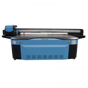 यूवी डिजिटल फ्लैटबेड मुद्रण मेशिन ठूलो ढाँचा 2500X1300 WER-G2513UV