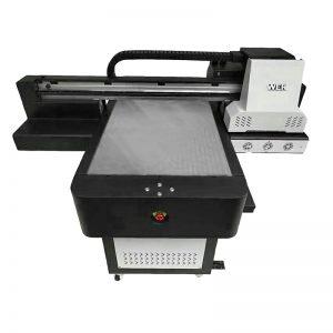 WER-ED6090T आकार A1 टी शर्ट फ्लैटबेड प्रिन्टर