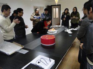 कार्यकर्ताको जन्मदिन, 2015