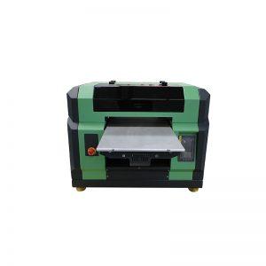 A3 a4 flatbed को लागि राम्रो मूल्य WER-E2000UV यूभी नेतृत्व प्रिन्टर dx5 हेड 8 रंगहरूसँग
