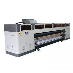 रिकोह जेन 5 प्रिन्ट सिर यूवी आचार्य WER-G-3200UV संग उच्च रिजोल्यूशन उच्च गति डिजिटल इनकेज प्रिंटर मिसिन